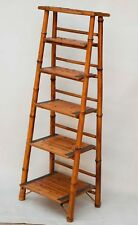 Vintage Decorative Chinese Bamboo Ladder