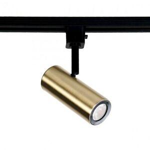 WAC Lighting Felis LED2010 Trk Hd, Brushed Brass J or J2 Track - J-2010-930-BR