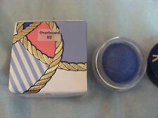 NEW Elizabeth Arden 02 Overboard cream blue Eyeshadow rrp£19 Pure Finish single