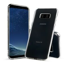 2X Samsung Galaxy S8 / S8 PLUS Screen Protector Tempered Glass 3D Curved Glass