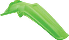 ACERBIS REAR FENDER (GREEN) Fits: Kawasaki KX250,KX125