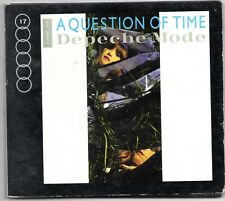 DEPECHE MODE : A question of time (CD)