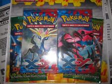 POKEMON இ INTROUVABLE PACK 2 BOOSTER DRAGONS EXALTES + 2 XY FRANCAIS BLISTER FR