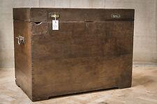 Mahogany Pre-Victorian Boxes & Chests (Pre-1837)