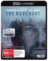REVENANT : NEW (4K Ultra HD - UHD) Blu-Ray