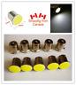 10pcs COB White 1156 BA15S Car Rear Turn Signal Backup Light  LED Bulb 12V Boat