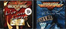 Bonfire CD Sammlung / 2 CD's