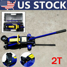 Auto Car Repair Tool 2 Ton Floor Jack Hydraulic Steel Lifting Tools Workshop Use