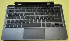 original Tablet Tastatur K12A Dell Venue Pro 11 5130 7130 7139 7140 Keyboard