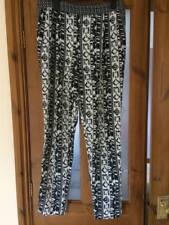 'NEXT' ladies smart silky fabric trousers UK SIZE 10 REG WORN ONCE