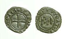 pcc1647_41) Messina Carlo I d' Angiò (1266-1282) Denaro °KA° Spahr 37