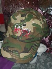Base Cap Gestickt Hat Capy Death Metal Camouflage Asphyx Obituary