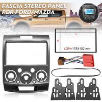 2 Din Fascia Stereo Panel Cable Kit For Ford Ranger PK/PJ For Mazda BT-50 07-11