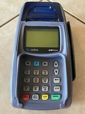 VeriFone Nurit 8400 Point of Sale System Credit Card Reader Terminal 8400Us02F16