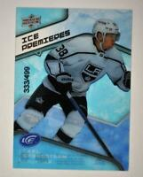 2019-20 ICE Base Ice Premieres Level 3 #107 Carl Grundstrom RC /499