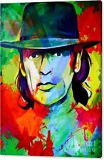 Motiv Udo Portrait Lindenberg  Pop Art/Malerei/Leinwand/Kunstdruck/XXL/Poster/