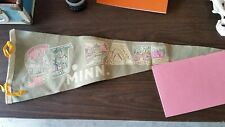 ST. PAUL MINNESOTA 1960s SOUVENIR TOURIST VACATION PENNANT
