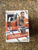2020-2021 Panini Donruss NBA Basketball Blaster Box Factory Sealed New