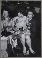 Photo Presse Japan Tokyo by Night Cabaret Prostitutée Prostitution Japon 1960