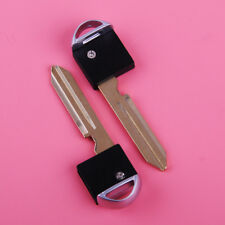 2xUncut Smart Insert Emergency Remote  Key Blade For Nissan Altima Infiniti EX35