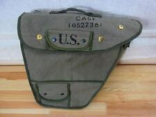 US ARMY Jeep Case / Canvas bag Seiten Tasche Tür Willys Jeep Ford GPW M201