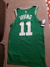 New NBA Nike Kyrie Irving Boston Celtics Icon Authentic NBA Jersey Sz 40 S $200