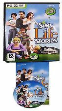 THE SIMS Life Stories CD PC Computer Game DISC  2007 - FAST FREE P&P Labtop Code