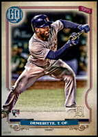 Travis Demeritte 2020 Topps Gypsy Queen 5x7 #297 /49 Tigers