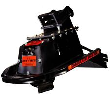 "48"" Brush Eliminator Mini EXCAVATOR Cutter Mower land cleanup USA made FREE SHIP"