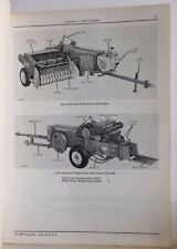 John Deere Balers-224 Series, Parts Catalog PC-895,....MC