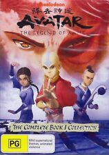 Avatar - The Legend of Aang - Water : Book 1 : Vol 1-5 (DVD, 2015, 5-Disc Set)