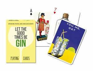 Piatnik Gin Playing Cards