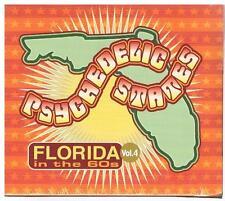 Psichedelica States-Florida in the 60's,26 titolo di 1965 - 1970/cd Merce Nuova