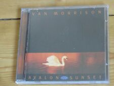 VAN MORRISON Avalon Sunset CD (expanded edition with 2 bonus tracks)