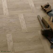 "Dutch Oak Wood 12"" Parquet Classique - Prime Grade - Hardwood Floor Oakwood HD31"