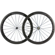 RUOTA IN CARBONIO cinese Copertoncino 50 mm CARBON WHEELS HUB R36 MATT road bike wheelset
