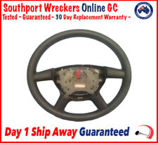 Genuine Holden Commodore VZ VY Steering Wheel SS SV6 Crewman RWC Standard Vinyl