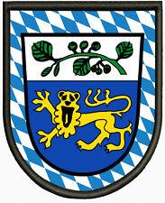 Wappen von Andechs Aufnäher ,Pin, Aufbügler