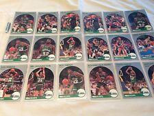 Dallas Mavericks cards-1990 NBA RETRO Set of 18-Slam Dunk DEAL-Fan Favorite
