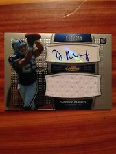 2011 Topps Finest DeMARCO MURRAY Autograph Rookie Card # 507/589