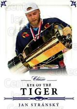 2016-17 Czech Bili Tygri Liberec Champions #7 Jan Stransky