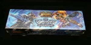 WoW TCG - Scourgewar Icecrown Epic Collection Box Display World of Warcraft