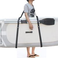 Improved SUP Stand up Paddle Board Surfboard Carrier Shoulder Strap Sling-No to