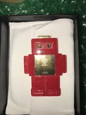 MCM 1976 Robot Pin 100% authentic Limited Edition RARE