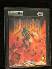 Doom PC Computer 3.5 Floppy Discs ✔ NEW SEALED & GRADED ✔ COLLECTORS CONDITION ✔