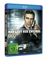 James Bond 007 - Man lebt nur zweimal [Blu-ray/NEU/OVP] Sean Connery