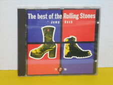 CD - ROLLING STONES - THE BEST OF - JUMP BACK
