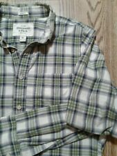 Abercrombie & Finch Long Sleeve Button down Men's size XL