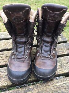 Le Chameau Wellingtons Mouflon Boots Goretex Vibram Size 8