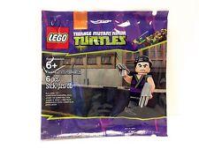 *NEW* LEGO Teenage Mutant Ninja Turtles Flashback Shredder Minifigure 5002127